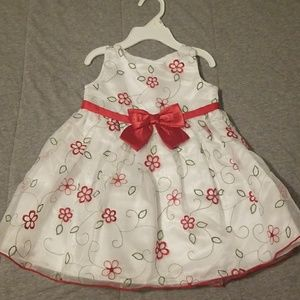 Formal dress size 24 months